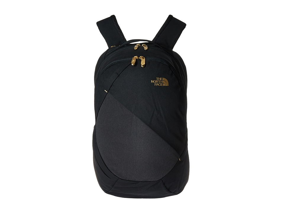 The North Face - Isabella Backpack (TNF Black Heather/24k Gold) Backpack Bags