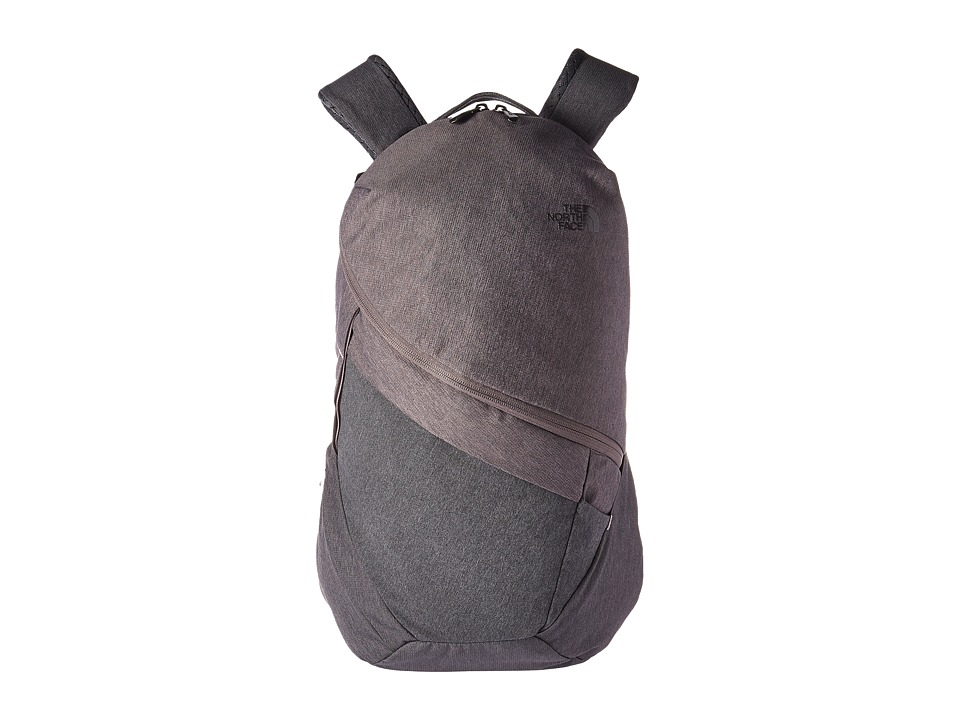 The North Face - Aurora Backpack (Rabbit Grey Black Heather/Quail Grey) Backpack Bags