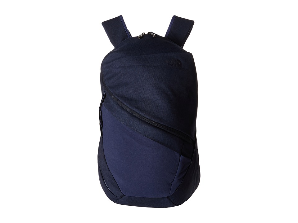 The North Face - Aurora Backpack (Cosmic Blue Light Heather/Coastal Fjord Blue) Backpack Bags