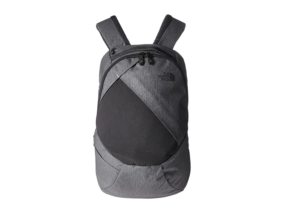 The North Face - Electra Backpack (TNF Medium Grey Heather/Ice Green) Backpack Bags