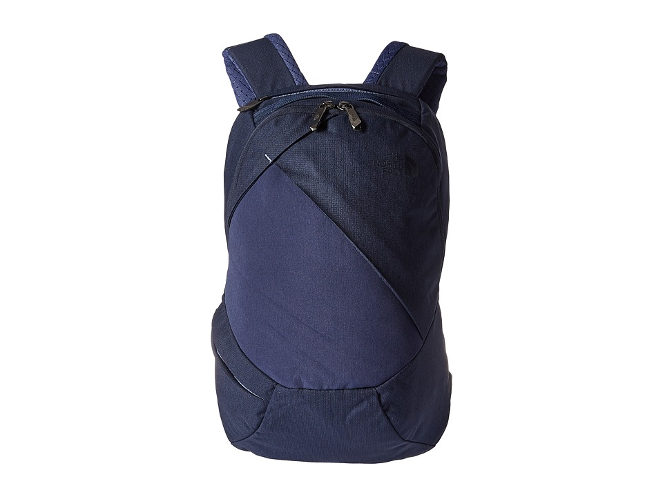 The North Face - Electra Backpack (Cosmic Blue Light Heather/Coastal Fjord Blue) Backpack Bags