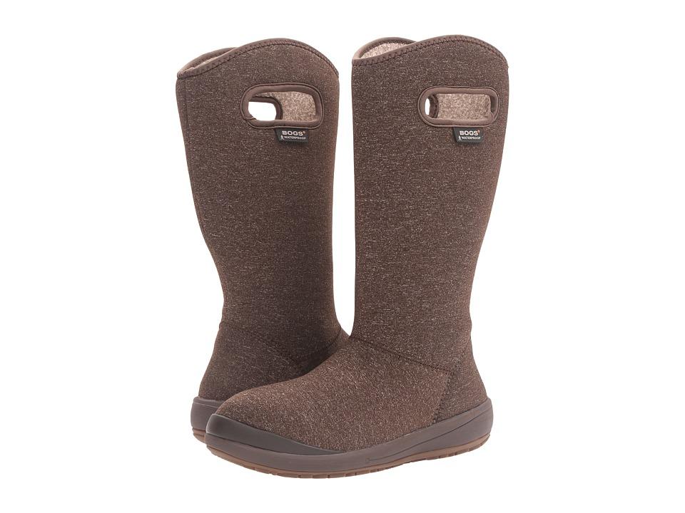 Bogs Charlie Melange (Brown Multi) Women's Waterproof Boots