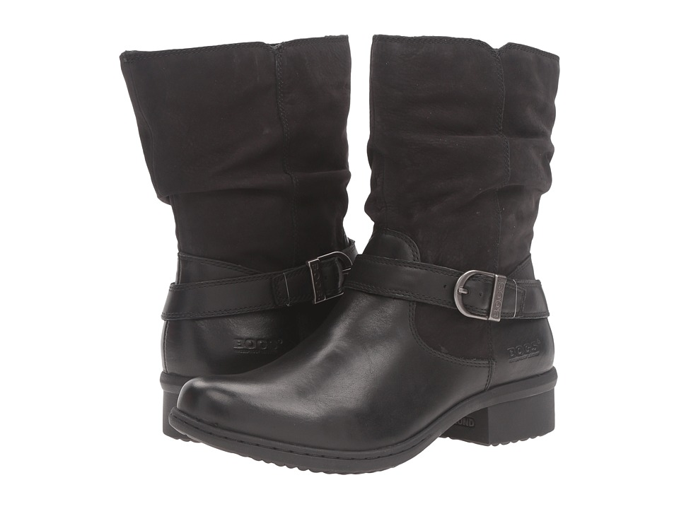 Bogs Carly Mid (Black) Women