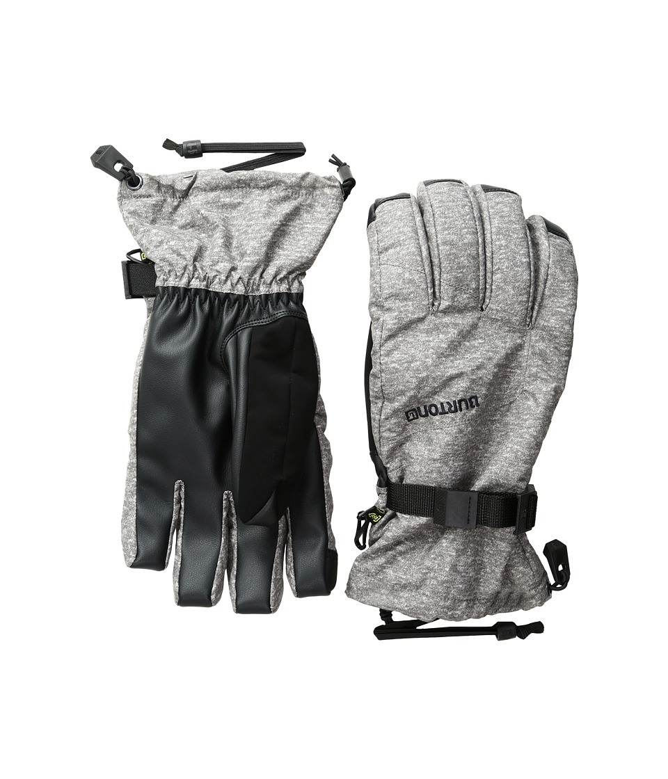 Burton - Profile Glove (Monument Heather) Snowboard Gloves