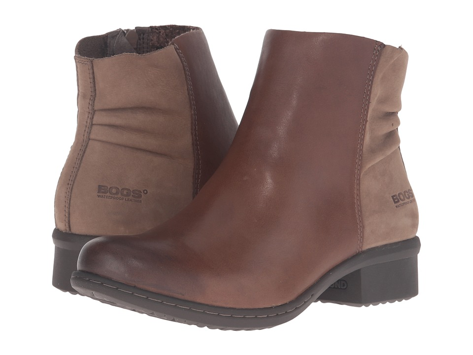 Bogs Carly Low (Hazelnut) Women