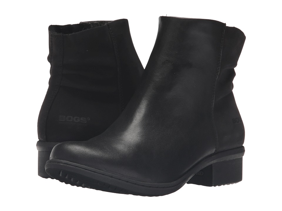 Bogs Carly Low (Black) Women