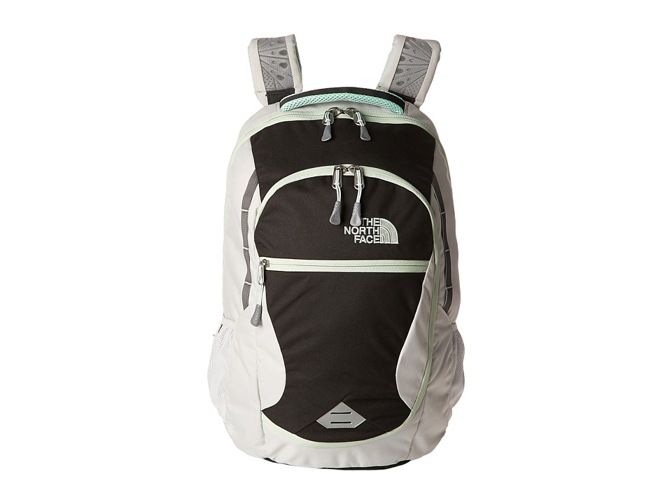 The North Face - Pivoter (Lunar Ice Grey/Subtle Green) Backpack Bags