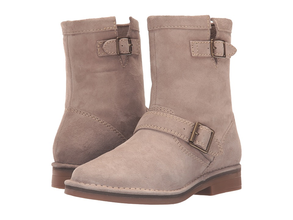Hush Puppies Aydin Catelyn (Taupe Suede) Women