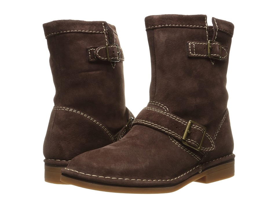 Hush Puppies Aydin Catelyn (Chocolate Suede) Women
