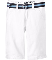 Tommy Hilfiger Kids - Chester Twill Shorts (Big Kids)
