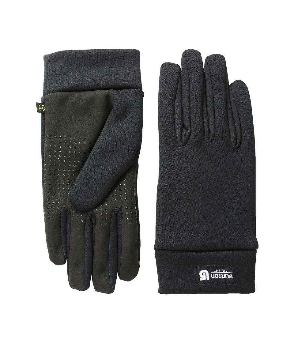 Burton Touch N Go Glove (True Black) Snowboard Gloves