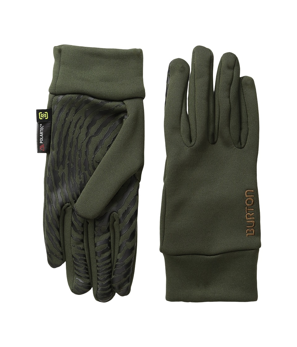 Burton Powerstretch Liner (Keef) Extreme Cold Weather Gloves