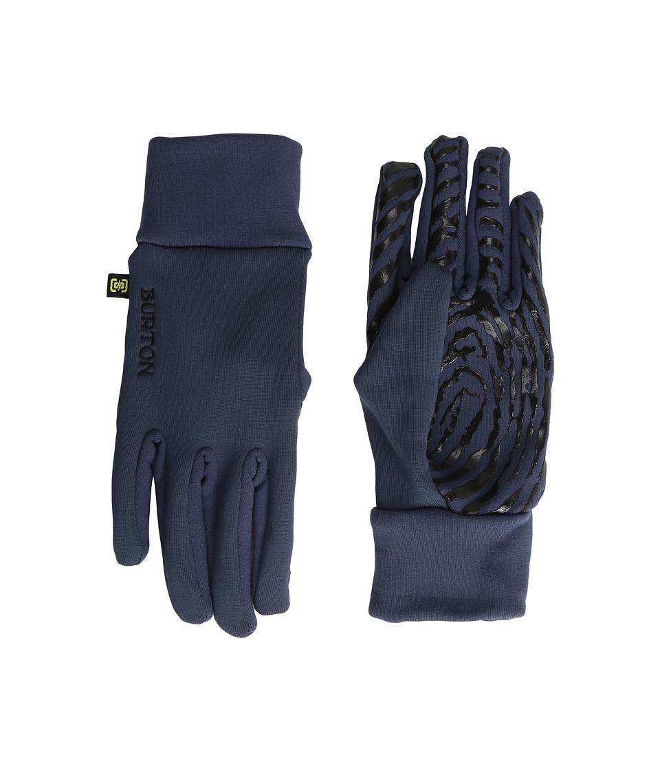 Burton Powerstretch(r) Liner (Mood Indigo) Extreme Cold Weather Gloves