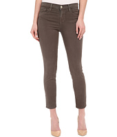 J Brand - Mid-Rise Capris in Trooper