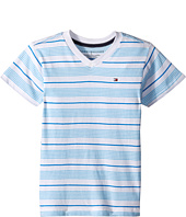 Tommy Hilfiger Kids - Jabin Stripe Tee (Toddler/Little Kids)