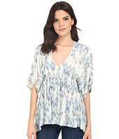 Brigitte Bailey - Alina Printed Flowy Top