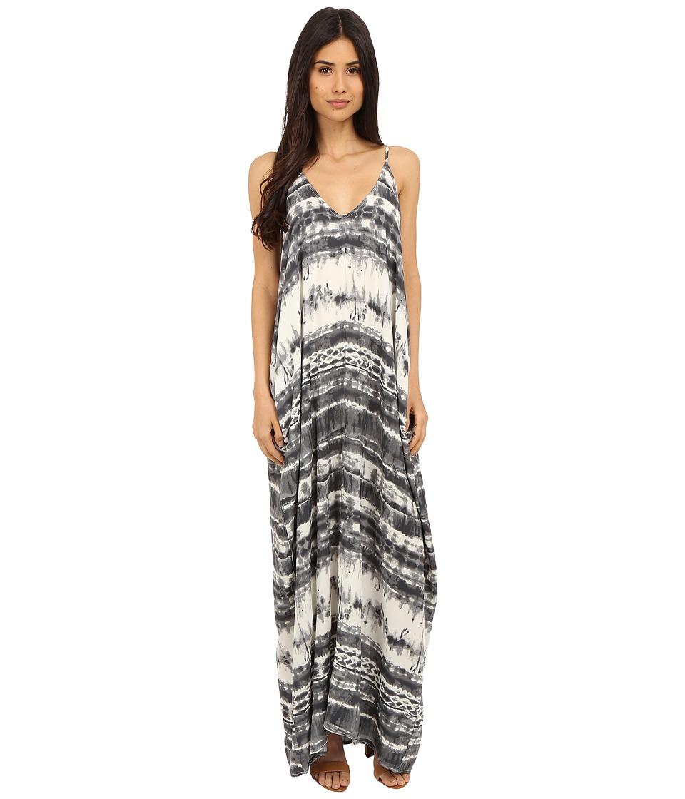 Brigitte Bailey Alvera Dress Grey Combo Womens Dress