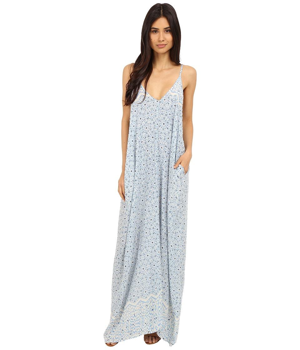 Brigitte Bailey Alvera Dress Sky/Navy Womens Dress