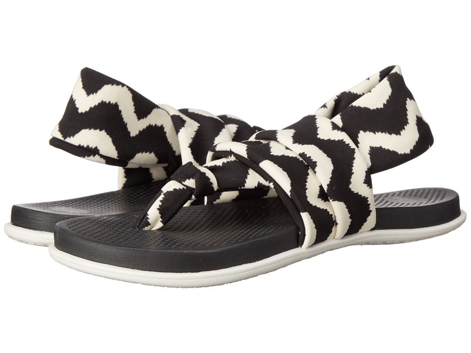 Dirty Laundry Amaze Black/White Womens Sandals