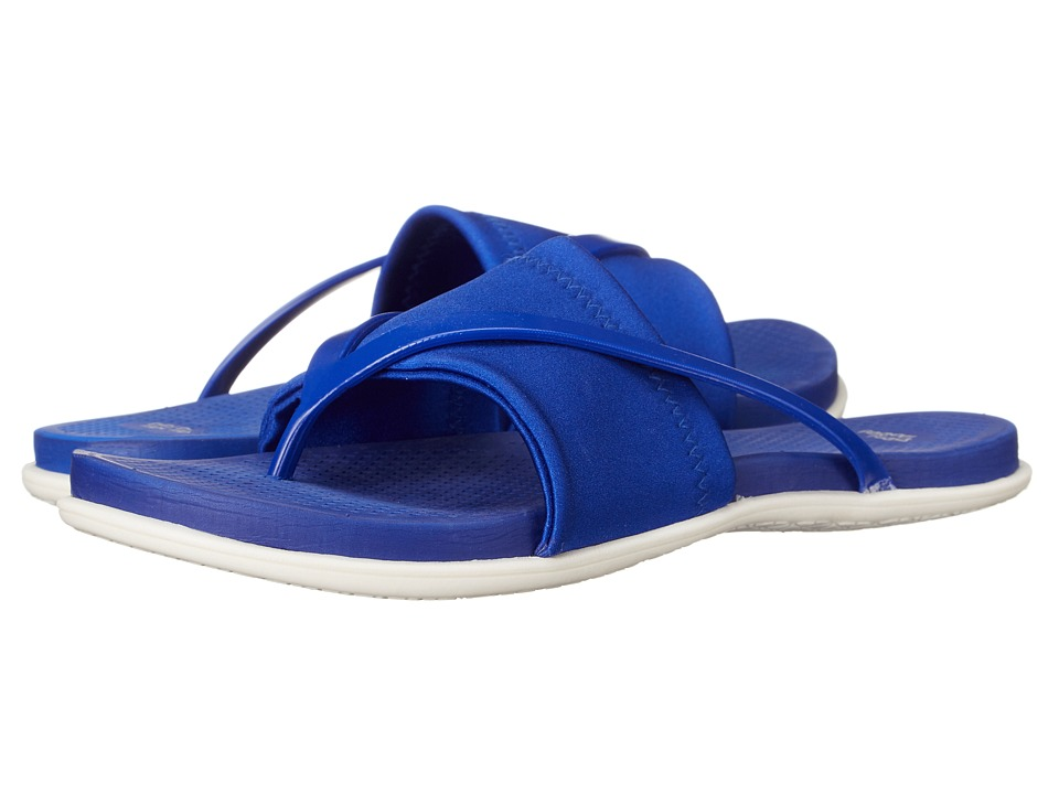 Dirty Laundry Awesome Blue Womens Sandals