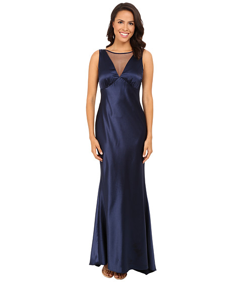 rsvp Darcy Long Satin Gown