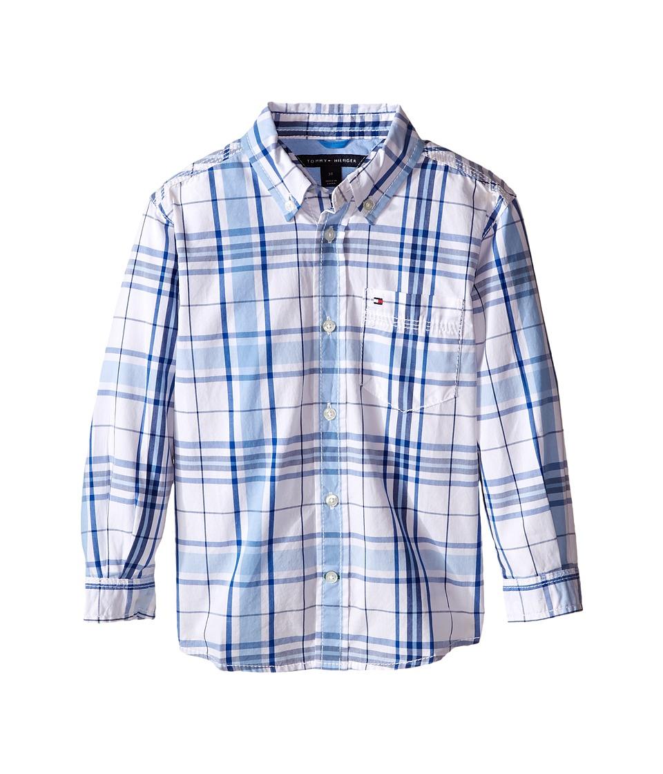 Tommy Hilfiger Kids - Long Sleeve Ethan Shirt