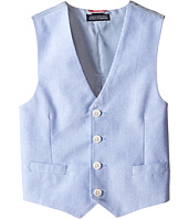 Tommy Hilfiger Kids - Yarn Dyed Oxford Vest (Toddler/Little Kids)
