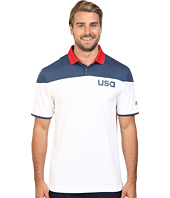 adidas Golf - CLIMACOOL® USA Sport Block Polo