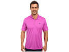 adidas Golf Branded Performance Polo (Flash Pink)