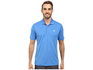 adidas Golf Branded Performance Polo (Ray Blue)