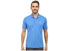 adidas Golf Branded Performance Polo (Ray Blue)