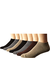 Ecco Socks - Cotton/Cushion No Show Socks - 7 pack