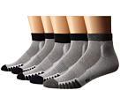 Anklet Cushion w/ Mesh Top Socks - 5 pack