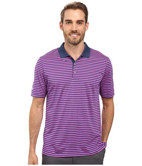 adidas Golf Performance 3-Color Stripe Polo