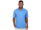 adidas Golf CLIMACHILL Solid Club Polo (Ray Blue)
