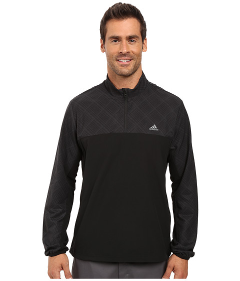 adidas Golf Performance Stretch 1/2 Wind Jacket