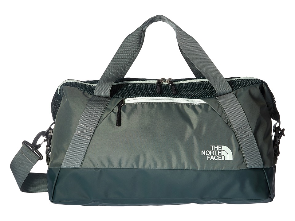 The North Face - Apex Gym Duffel Bag - Small (Subtle Green/Balsam Green) Duffel Bags
