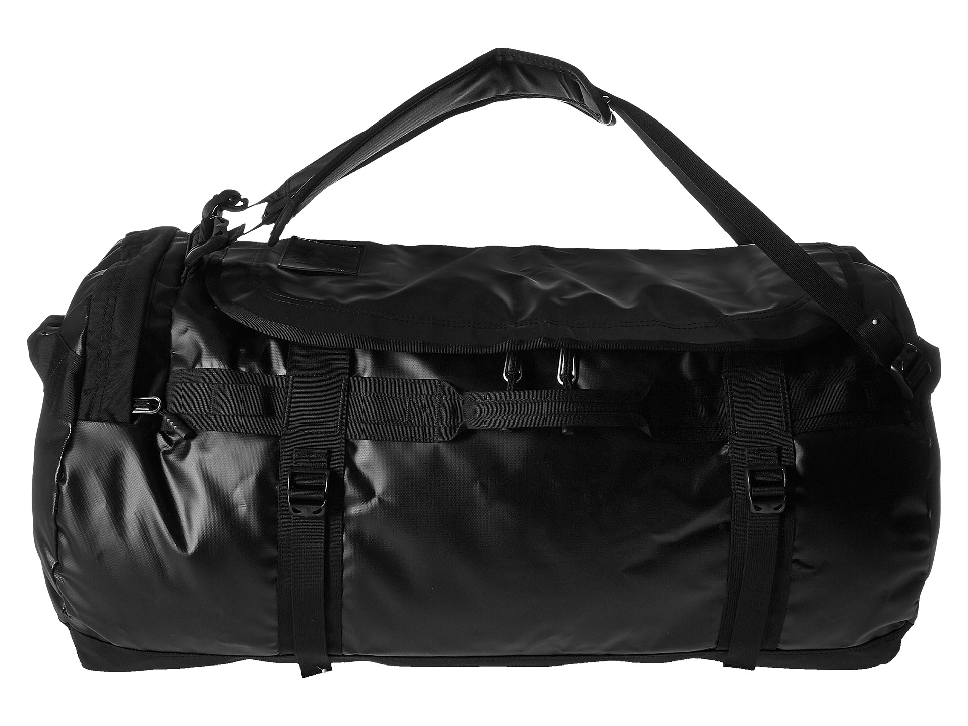 the north face base camp duffel large tnf black free shipping both ways. Black Bedroom Furniture Sets. Home Design Ideas