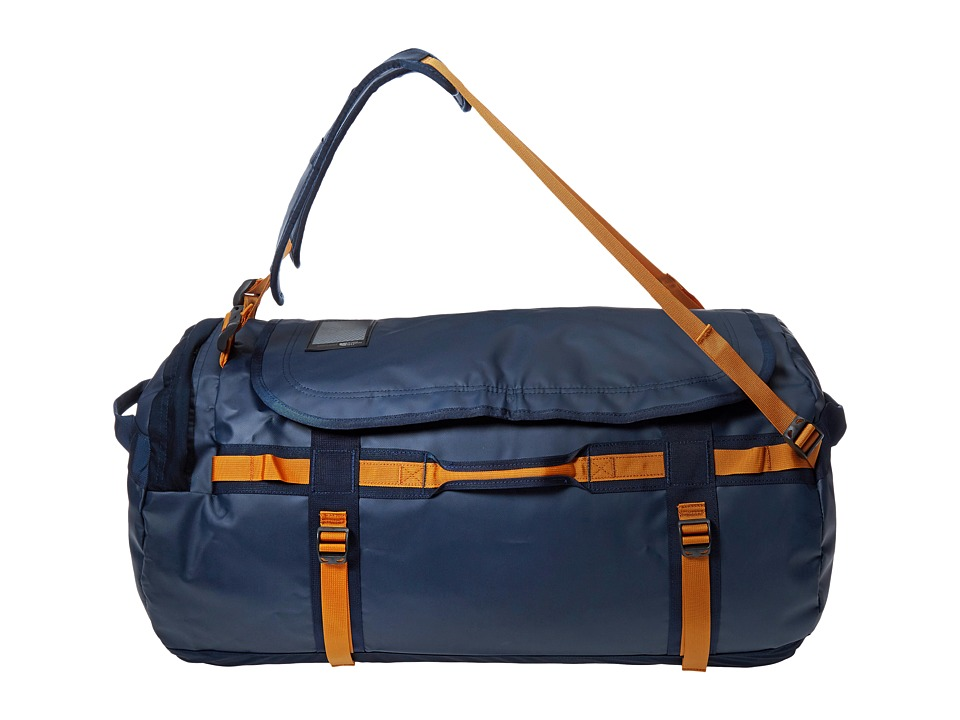 The North Face - Base Camp Duffel - Large (Urban Navy/Citrine Yellow) Duffel Bags