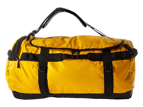 The North Face Base Camp Duffel - Large - Summit Gold/TNF Black