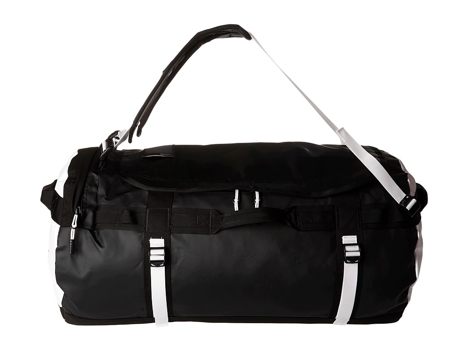 The North Face - Base Camp Duffel - Large (TNF Black/TNF White) Duffel Bags