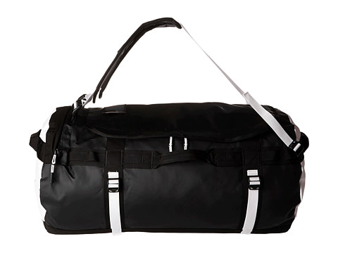 The North Face Base Camp Duffel - Large - TNF Black/TNF White