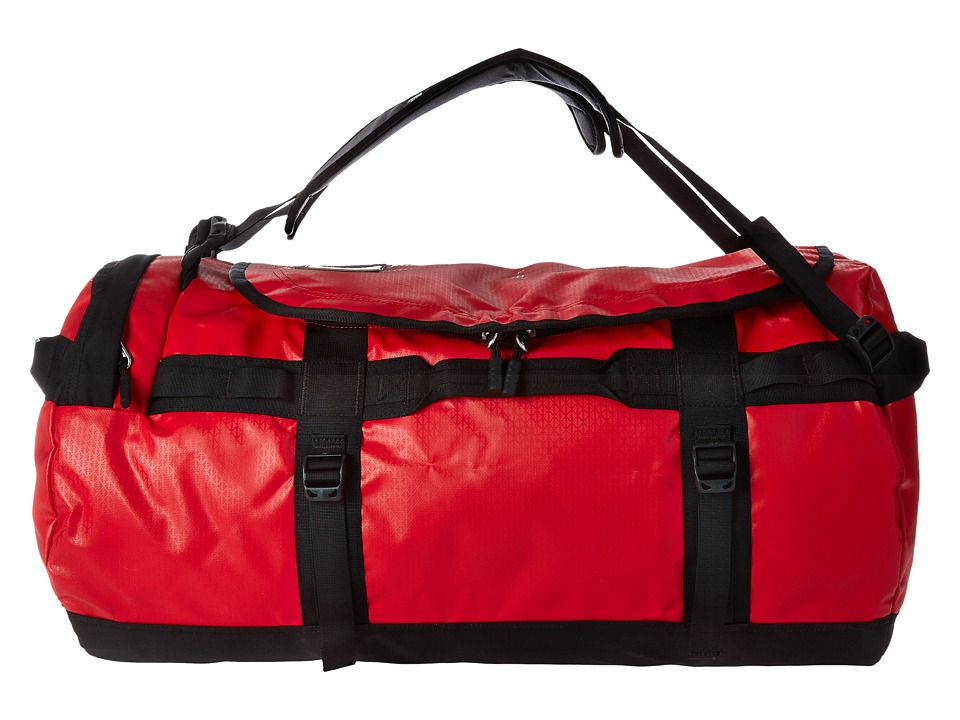 The North Face - Base Camp Duffel - Medium (TNF Red/TNF Black) Duffel Bags