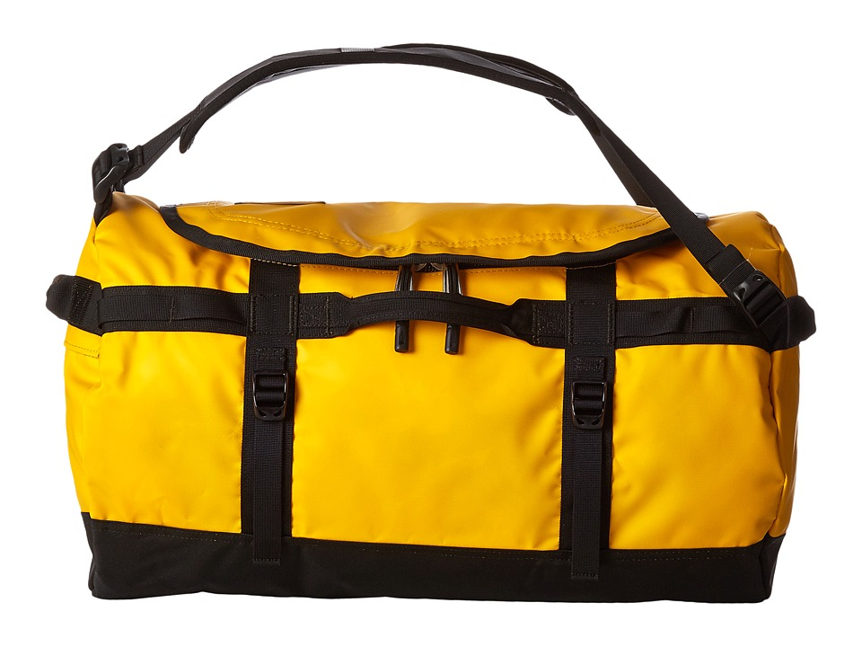 The North Face - Base Camp Duffel - Small (Summit Gold/TNF Black) Duffel Bags