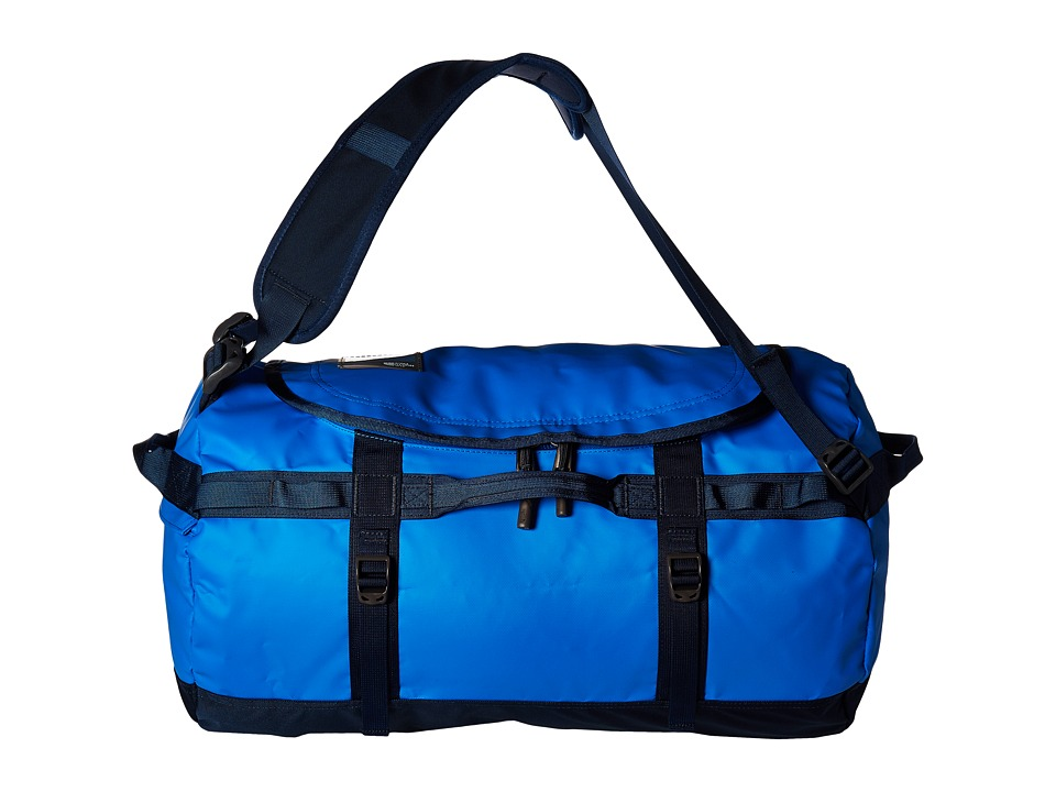 The North Face - Base Camp Duffel - Small (Bomber Blue/Cosmic Blue) Duffel Bags