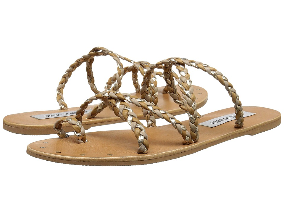 Steve Madden Twisted Multi Womens Sandals