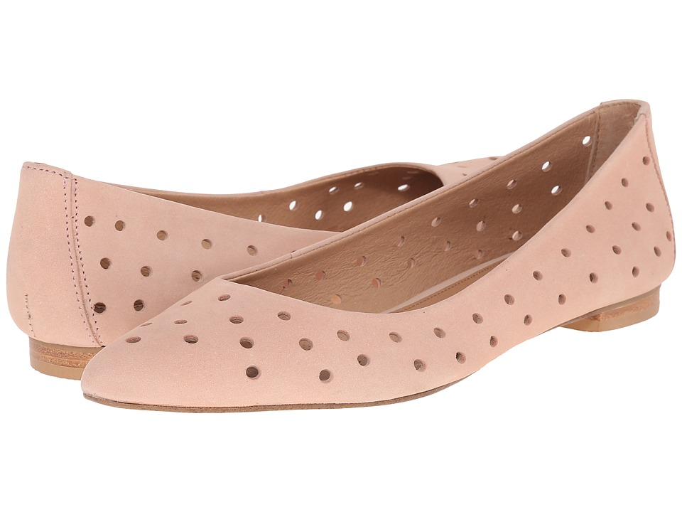 Corso Como Gabrielle Rose Nubuck Womens Flat Shoes