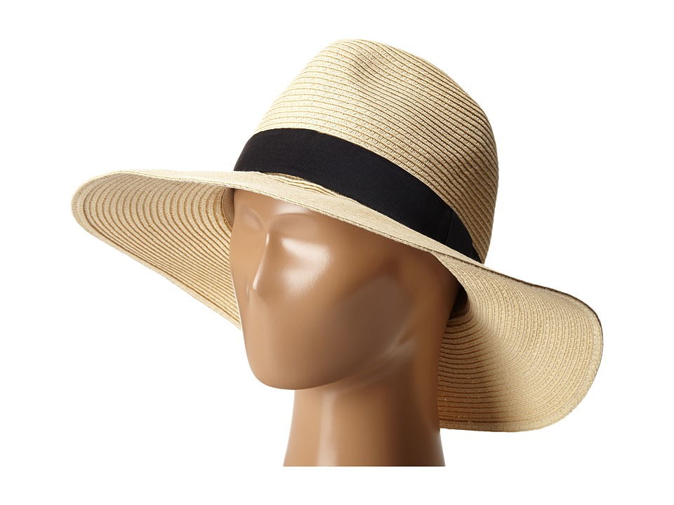 L*Space - Sunny Days Panama Hat (Cream) Traditional Hats