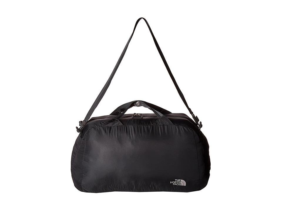 The North Face - Packable Flyweight Duffel (Asphalt Grey) Duffel Bags