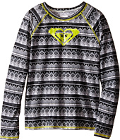 Roxy Kids - Gypsy Geo Long Sleeve Rashguard (Big Kids)